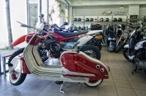 """""""Moto Lambretta"""""""